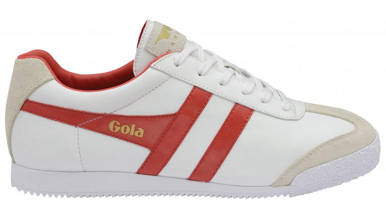 Gola Classics Men's Harrier Leather Trainer