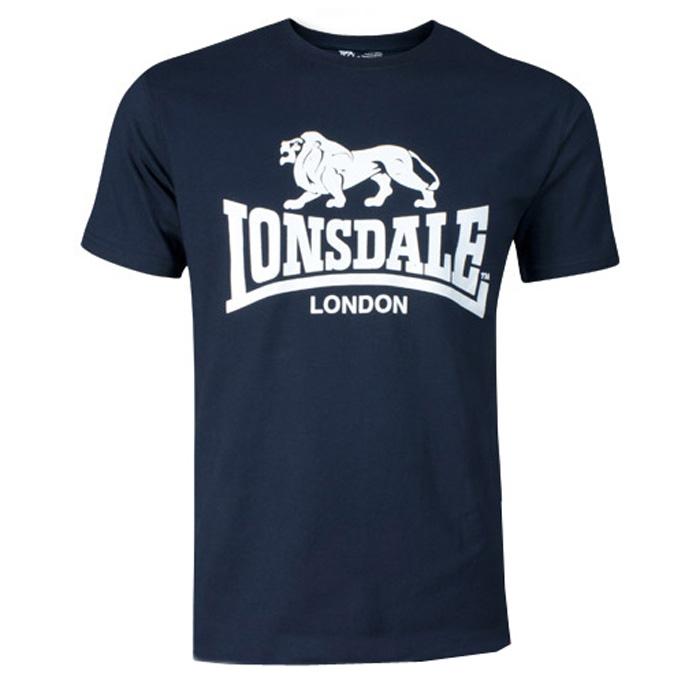 Koszulka Lonsdale Granatowa