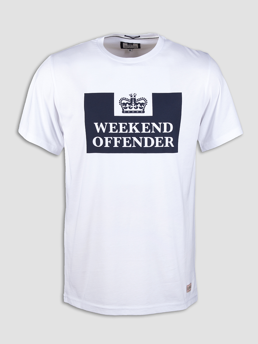 Koszulka t-shirt Weekend Offender Prison
