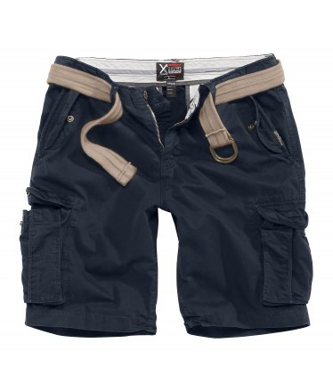 Szorty Xylontum Chino Shorts Czarne