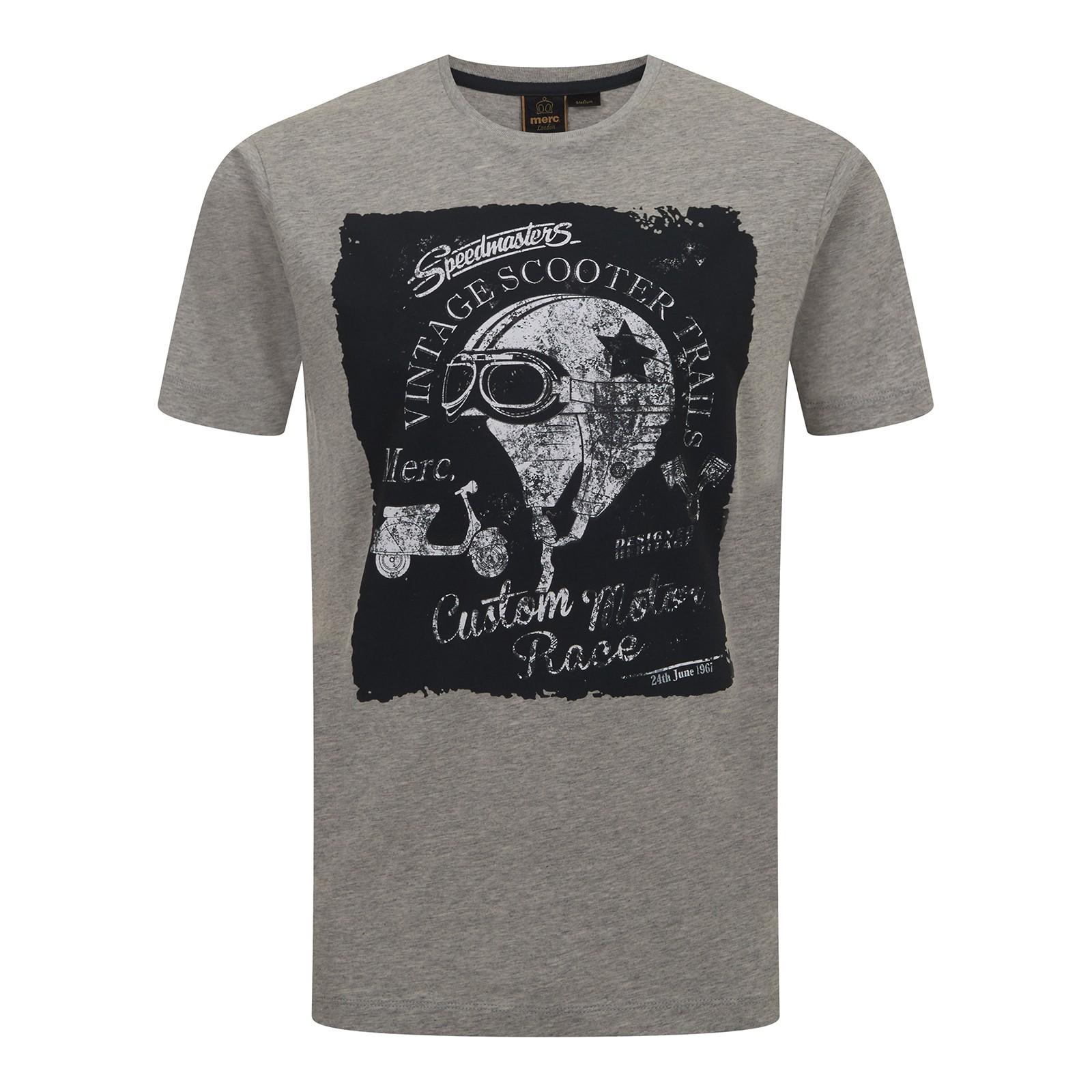 Koszula z długim rękawem Merc London Riviera